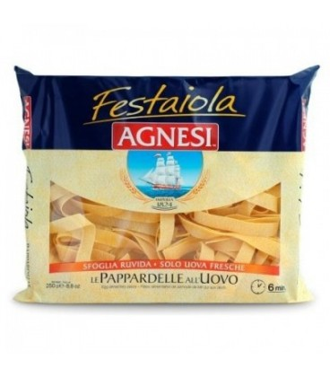 Agnesi makaron Festaiola tagiatelle 250g