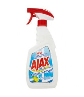 Ajax płyn d/szyb lemon 500ml