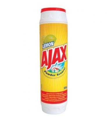 Ajax proszek cytrynowy 500g
