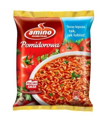 Amino Pomidorowa Zupa błyskawiczna 61 g