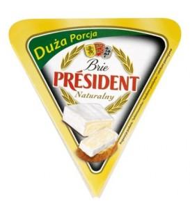President brie 125g naturalny