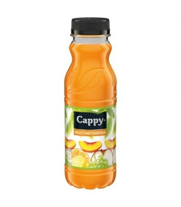 CAPPY MULTIVITAMINA 0,33l