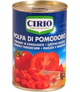 Cirio pomidor w kawałkach 400g