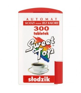 Słodzik Sweet Top 300 tabletek