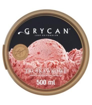 Grycan Lody truskawkowe 500 ml