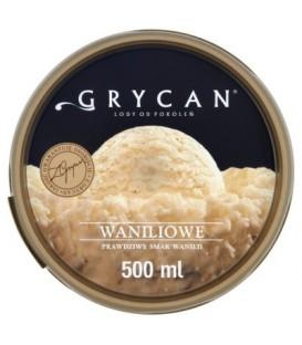 Grycan Lody waniliowe 500 ml