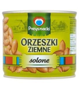 Przysnacki Orzeszki ziemne solone 140 g