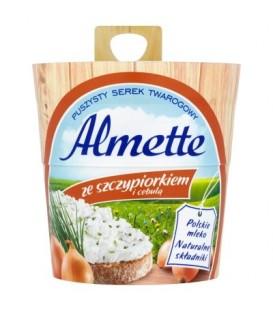 Hochland almette szczypiorek-cebula ser 150g