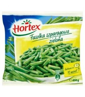 Hortex fasola szparagowa zielona cięta 450g