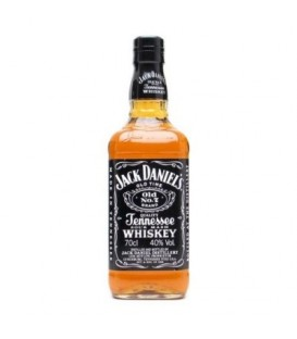 JACK DANIEL'S TENNESSEE WHISKEY 40% 0,7L