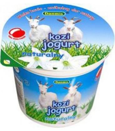 Danmis Jogurt Kozi 125g Naturalny