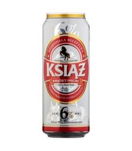 Książ puszka 0,5l piwo