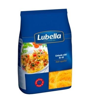 Lubella Gniazda nitki Nidi capellini makaron 400 g