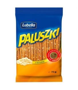 Lubella Paluszki z sezamem 70 g