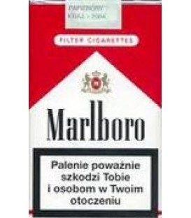 Marlboro red soft papierosy