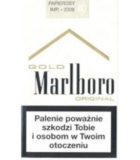 Marlboro Gold Original papierosy