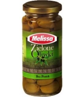 Melissa olliwki zielone b/z pestek 260ml
