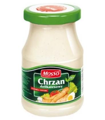 Mosso chrzan delikatesowy 200ml
