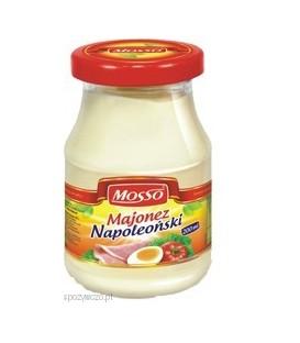 Mosso majonez napoleoński 200ml