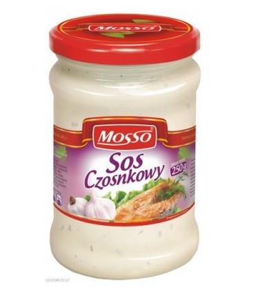 Mosso sos czosnkowy 250g