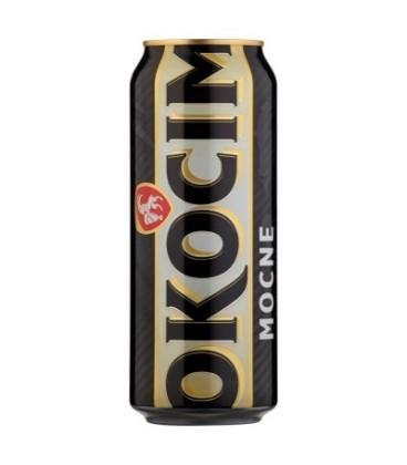 Okocim premium mocne puszka 0,5l piwo