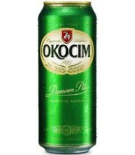 Okocim premium pils puszka 0,5l piwo