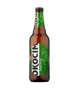 Okocim premum pils butelka 0,5l piwo