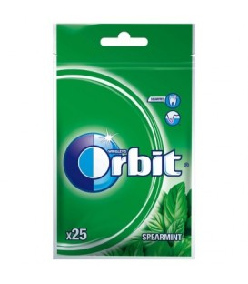 ORBIT SPEARMINT - 25 DRAŻETEK