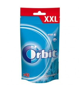 ORBIT PEPPERMINT XXL - 42 DRAŻETKI