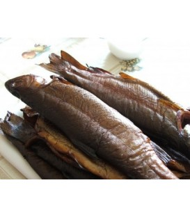 Pstrąg wędzony b/g ryby