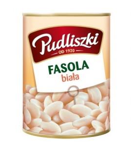 PUDLISZKI fasola biała (canellini) 400g