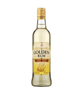 Rum golden 40% 0,5l