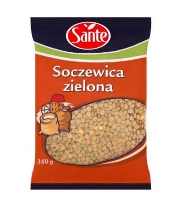 SOCZEWICA ZIELONA SANTE 350 g.
