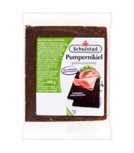 Schulstad Pumpernikiel pełnoziarnisty 200 g