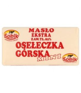 Sobik100g masło osełeczka górska mini