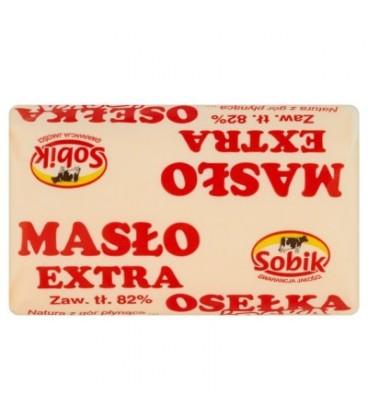 Sobik 300g masło extra osełka górska