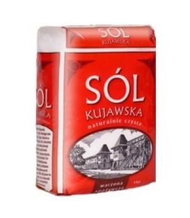 Sól Warzona Jodowana Kujawska