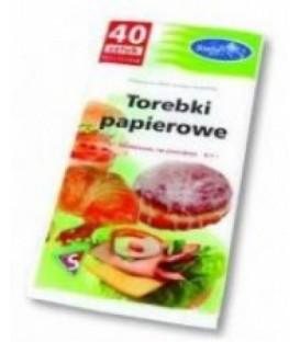 ST.TOREBKI PAPIEROWE 12x24,5 40 szt.