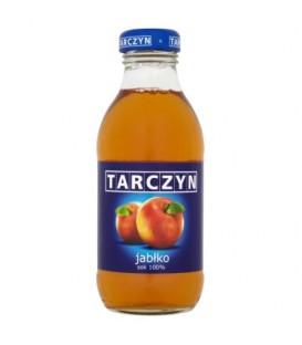 TARCZYN sok jabłkowy 0,3 l