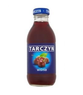 TARCZYN napój wiśniowy 0,3 l