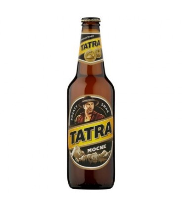 TATRA mocne 500ml