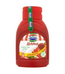 Tortex Ketchup pikantny 250 g