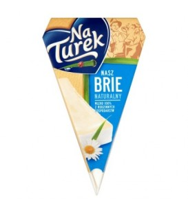 NaTurek Nasz Brie naturalny 125 g