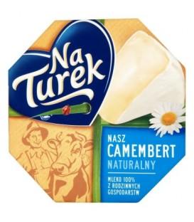 NaTurek Nasz Camembert Naturalny 120g