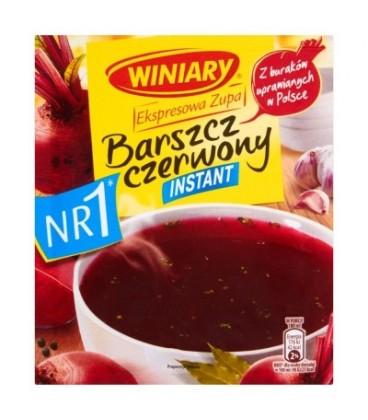 WINIARY Barszcz Czerwony Express 60g