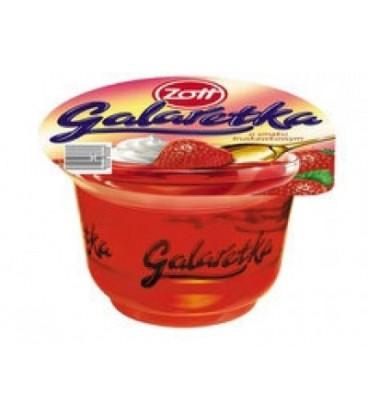 ZOTT Galaretka Truskawka 175g