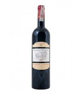 Fra.Chateau Faiteau Minerv.rogue 2000,700ml wina