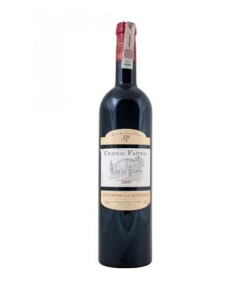 Fra.Chateau Faiteau Minerv.rogue 2000,700ml wina