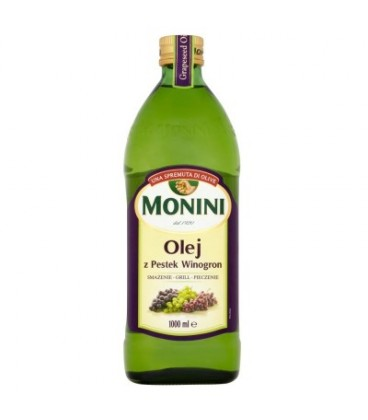 Monini Olej z pestek winogron 1000 ml