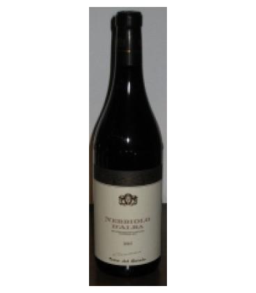 Wł.Nebbiolo D.Abla Terre del Bar.2003,700ml wina